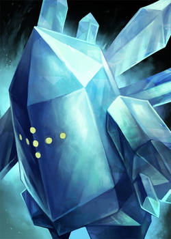 Type Ice: Regice