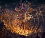 Destruction Goddess' Playtime