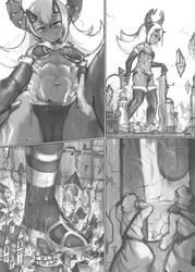 Hakuritta's Growth (#4) by Yilx