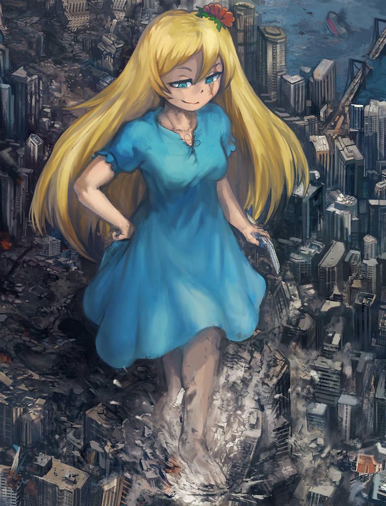 Kyoko's Rampage by Yilx