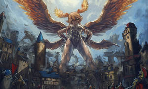 Garuda's Playtime