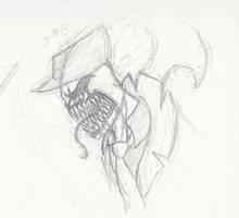 Zehndy's Rage Face Sketch by Jinbeizamezama