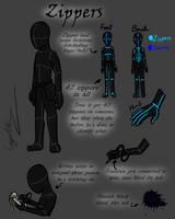 Zippers Reference Page by Jinbeizamezama