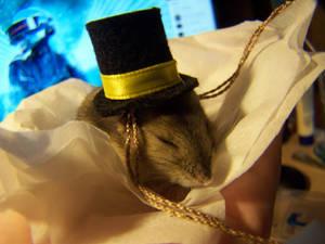 Dat Fancy Hat Tho