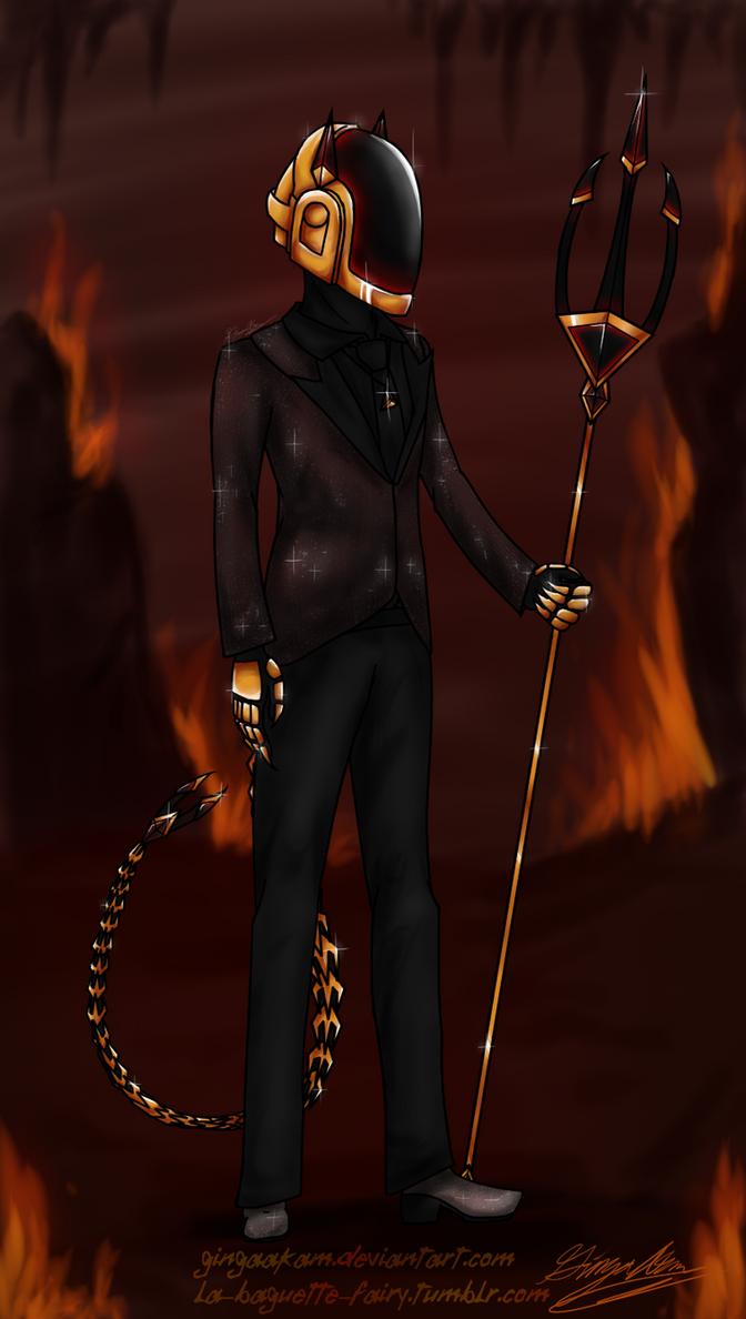 Demon!Guy by GingaAkam