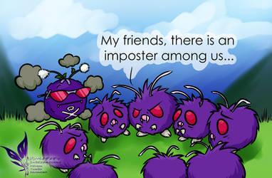 Imposter by Jinbeizamezama