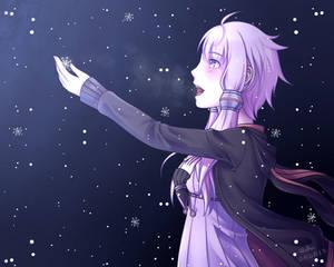 Yuzuki Yukari - Vocaloid.fr Winter Contest