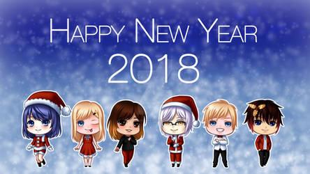 [Happy New Year 2018] Snow Fairy Story [Chorus]