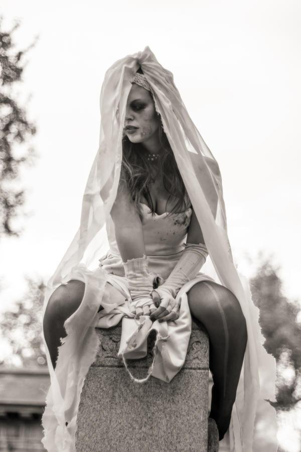 Zombie Bride 6 by maltfalc