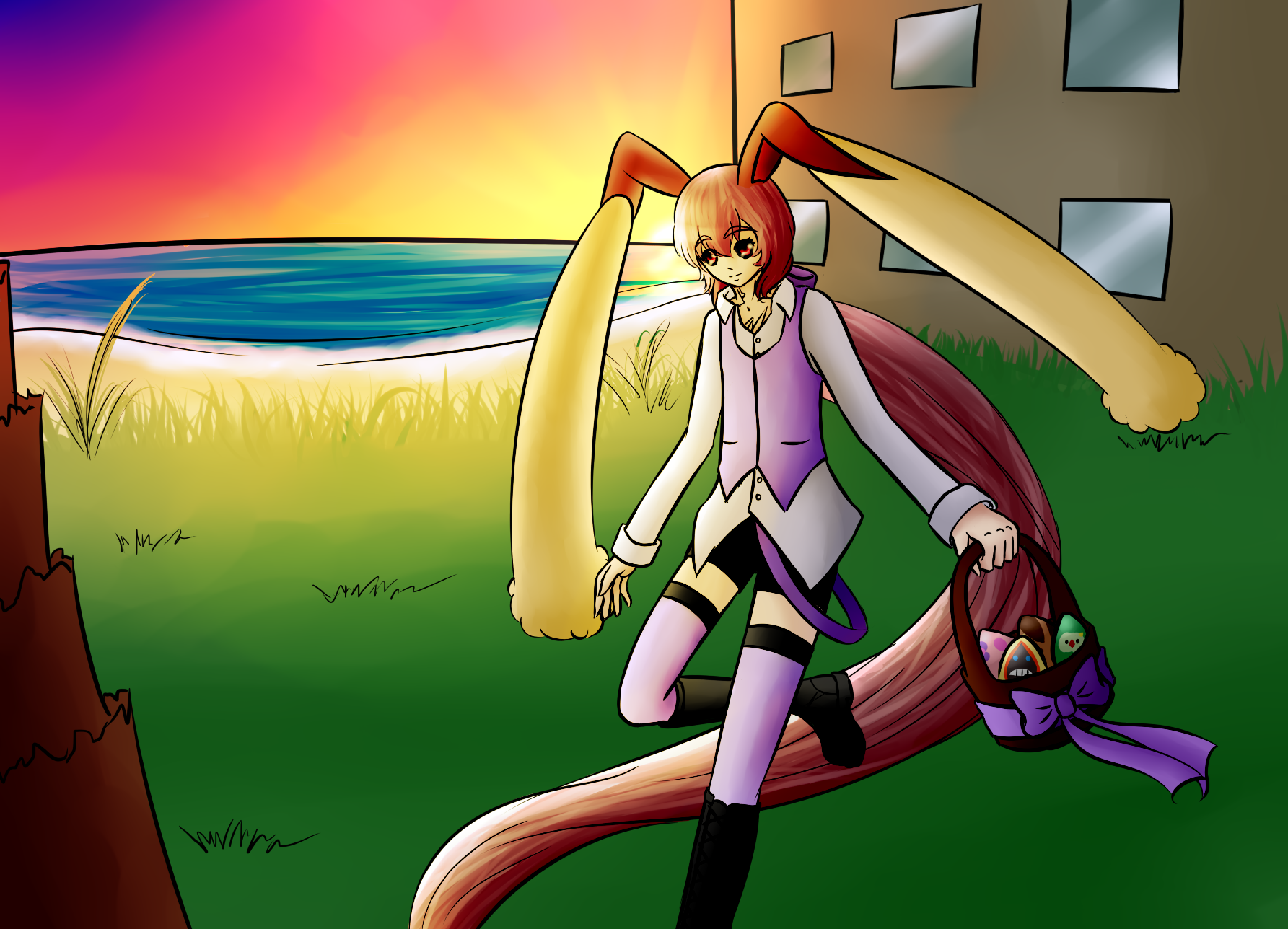 The Easter Lopunny Has Arrived by Adriyel-chan
