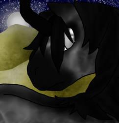 Moon-Eyed by bonjourbunnie