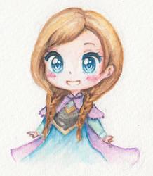 Anna by Marmaladecookie