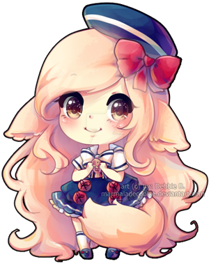 Sailor Belle by Marmaladecookie