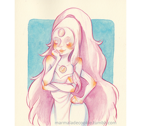 Opal by Marmaladecookie