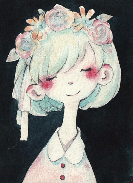 Flowers by Marmaladecookie
