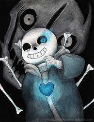 Sans by Marmaladecookie