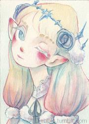 Coline Lily Koi by Marmaladecookie