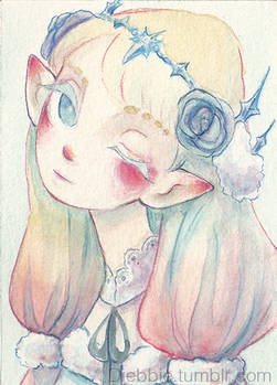 Coline Lily Koi