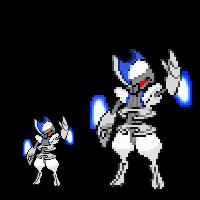 Robot Bisharp by AssassinX-and-BH