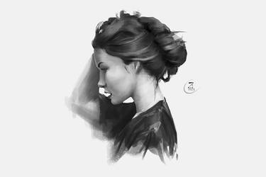 Face Studies 02 by Lakmys