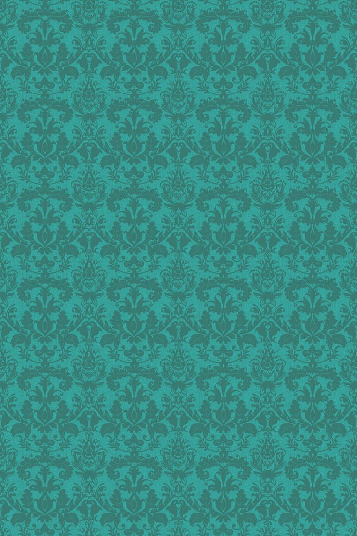 teal background pattern tumblr