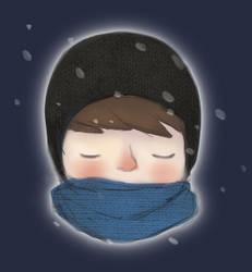 snowflakes by Bmouat