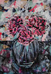 Carnations Collage
