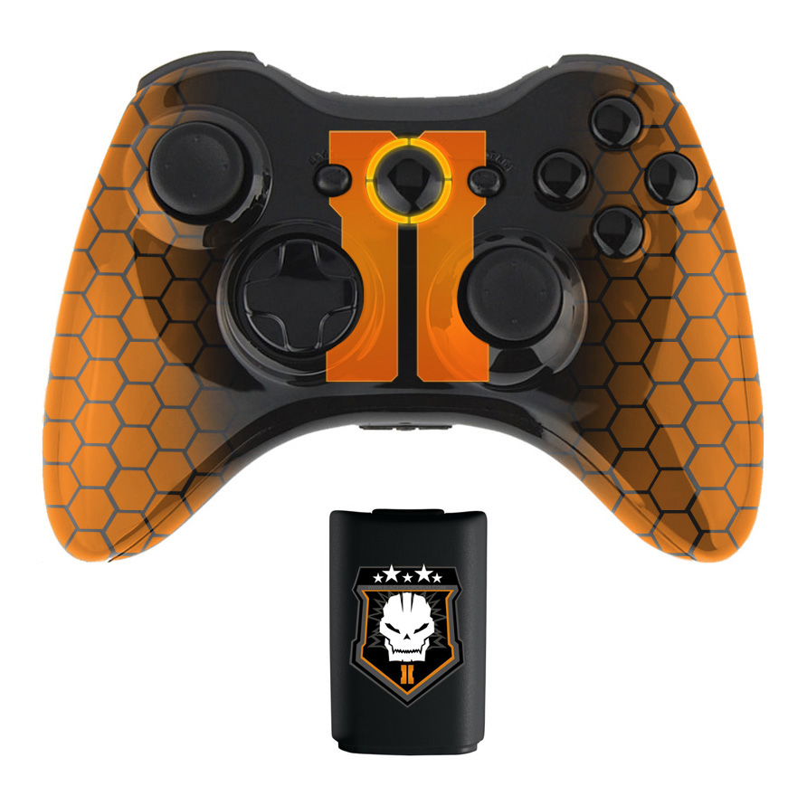Black Ops 2 Xbox 360 Controller Design by Ramman42 on ... Xbox 360 Controller Designs