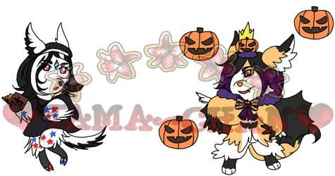 Pumpkin king event by Tamashii-CS