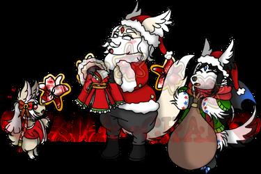 Christmas event-Shinto by Tamashii-CS