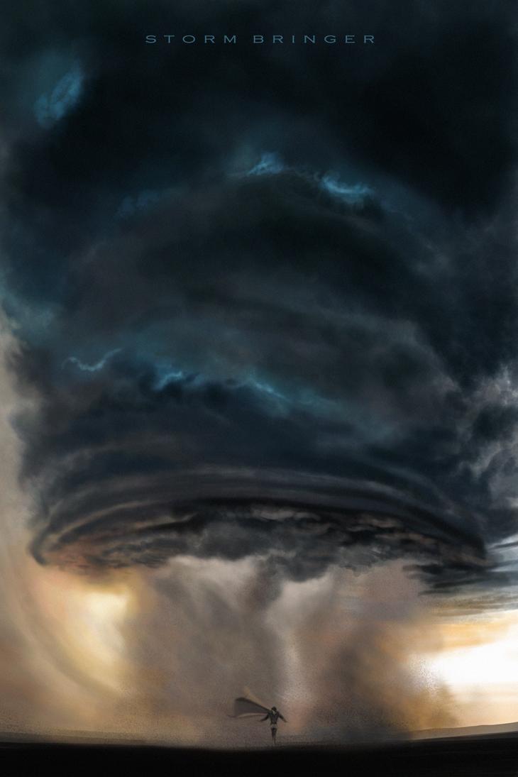 Storm Bringer by zimfin