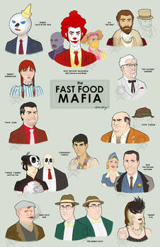 Fast Food Mafia, final