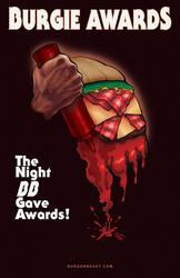 Burgie Awards '13 by silentsketcher