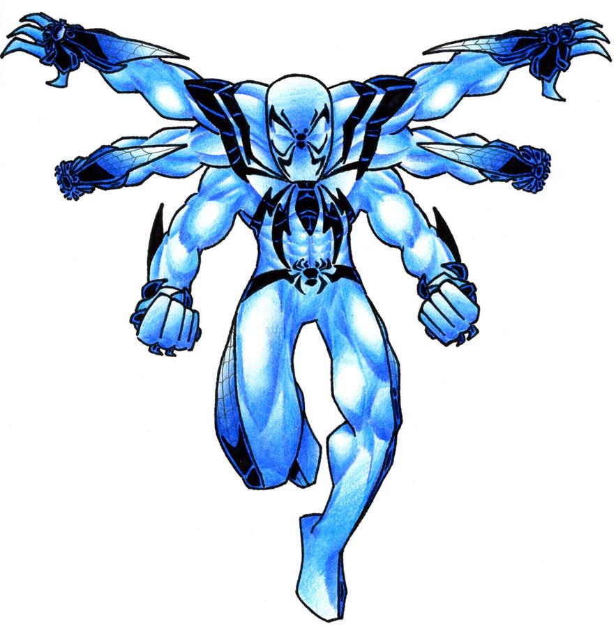 Spider-man Spin-off by silentsketcher