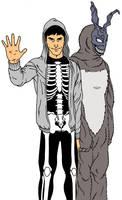 Donnie Darko and Frank