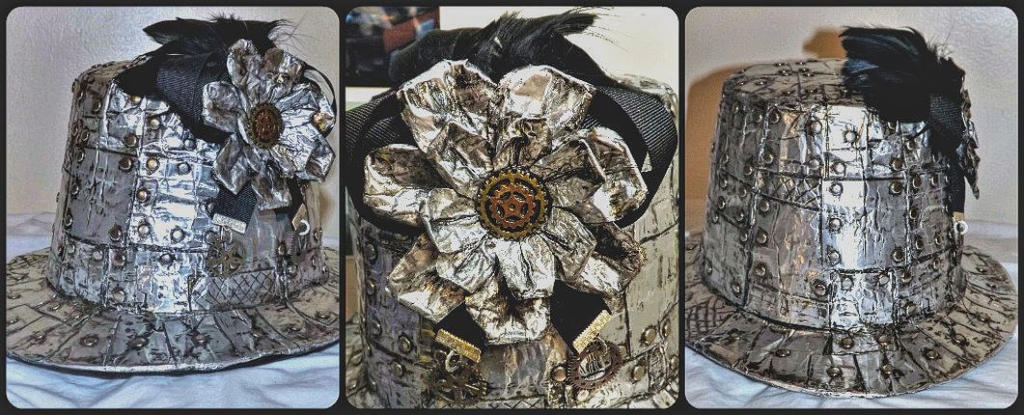 Steampunk In Bloom Three by TinaCaper
