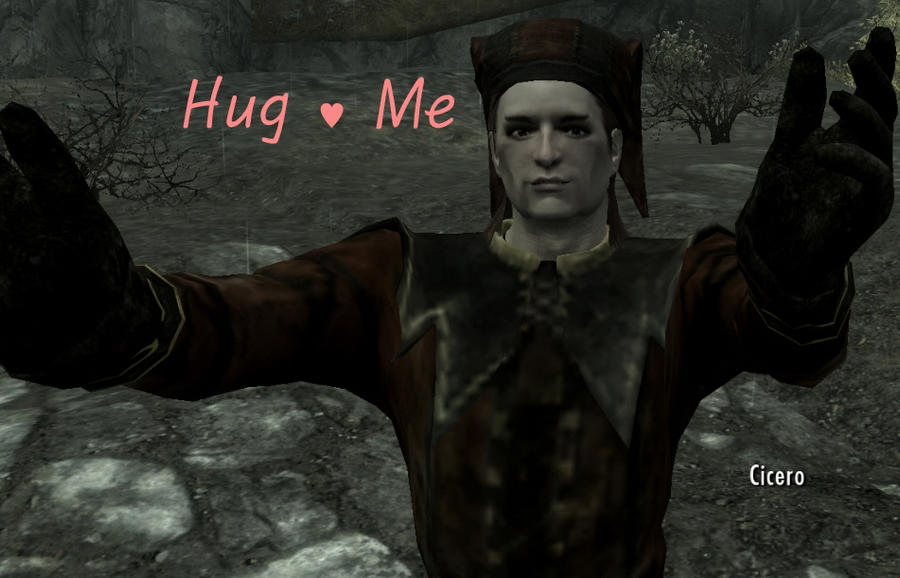 Hug Me by hskimoo