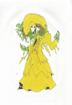 Hastur, The King in Yellow