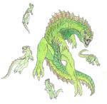 Sci-Fi Re-imagined: Poseidon Rex