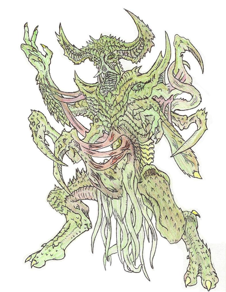 Klavigar Orok by Beastrider9