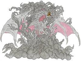 Mask of Nyarlathotep, the Haunter in the Dark