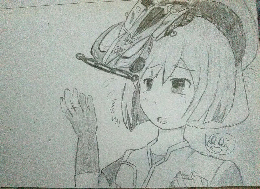 [Doodle] Retsu ' Rom ' Seiba by TobiaArronax