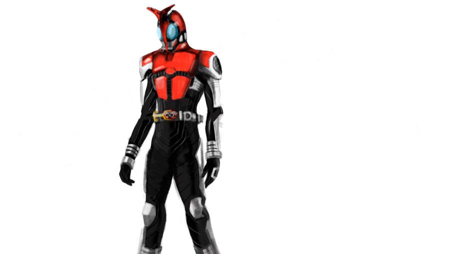 Kamen Rider Kabuto by caiothedrawer on deviantART