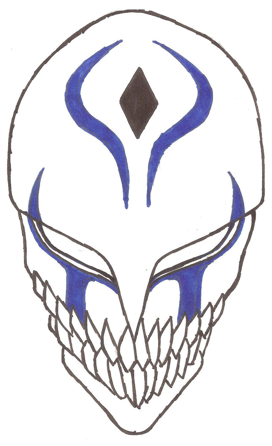 Vizard Mask 69