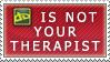 dA is not your therapist by thomasVanDijk