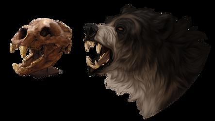 Short-Faced Bear   Reconstruction