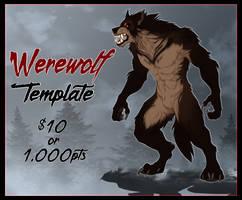 Werewolf III | Template