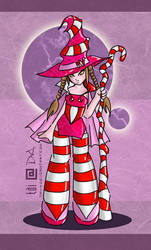 + SD1: CE - Candy Witch +