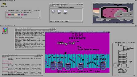 Amiga Addiction II by aaro2011