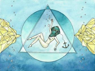 Deeply Conscious by LernoVictoria
